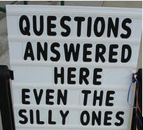 Go On: Ask the Stupid Question!