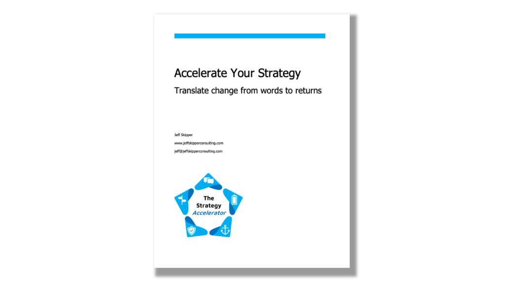 Strategy Accelerator
