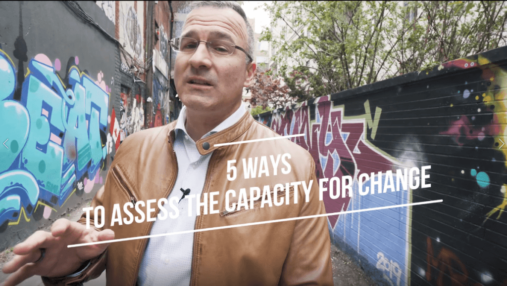 Supercharging Change: Assess Capacity for Change in 5 Steps
