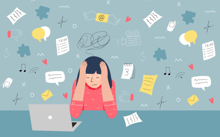 Need More Capacity for Change? Focus on Stress Over Resilience