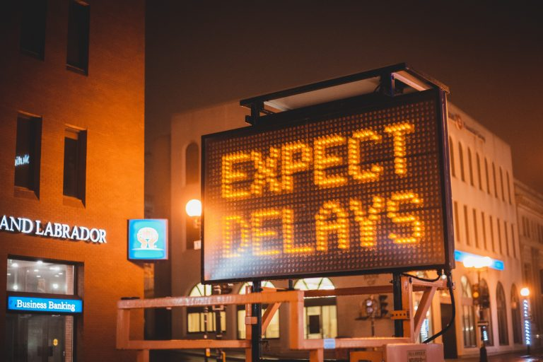 Project Delays Are Coming: Tell them now or later?